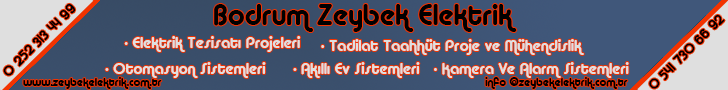 Zeybek Elektrik Bodrum