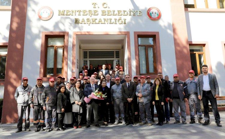 Menteşe Belediyesi'nde Toplu İş Sözleşmesi İmzalandı