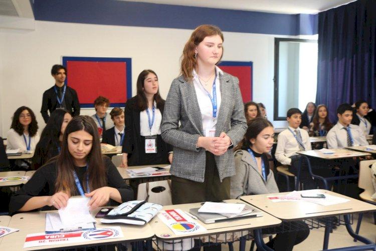 TBMUN'20 Yurtiçinden Ve Yurtdışından 375 Öğrencinin Katılımı İle Gerçekleştiriliyor