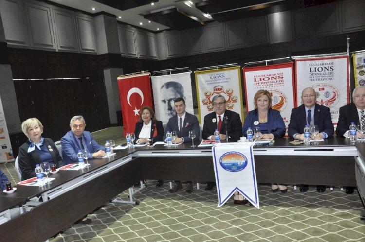 Türk Lionsları Bodrum'da Buluşuyor