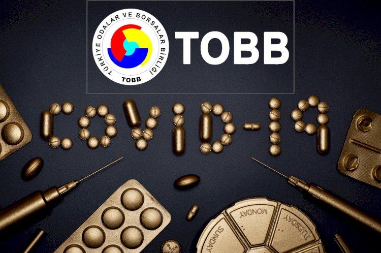 TOBB'den Üyelerine Koronavirüs Uyarıları