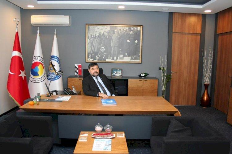 BODTO Başkanı Mahmut Kocadon'un Yeni Yıl Mesajı
