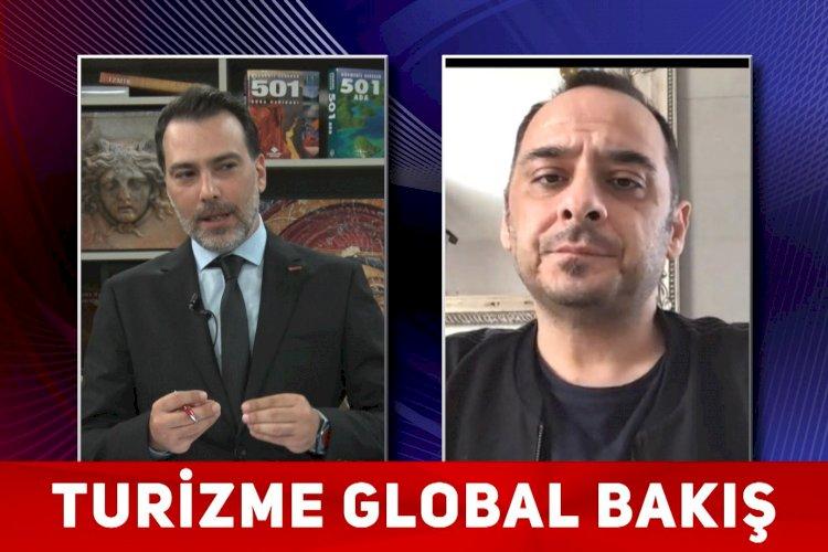 Koronavirüsü Yenen Ünlü Sunucu Burak Akkul Yaşadıklarını Türsab Tv'de Anlattı