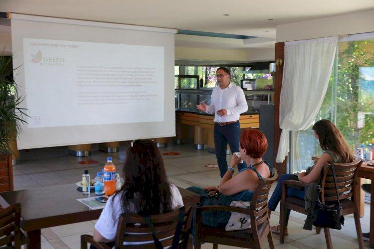 Bitez'de Sürdürülebilir Kıyı Turizmine Doğru Adım Adım
