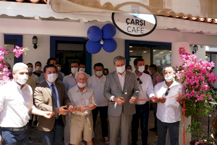 Covıd-Free Belgeli Çarşı Cafe Hizmete Girdi