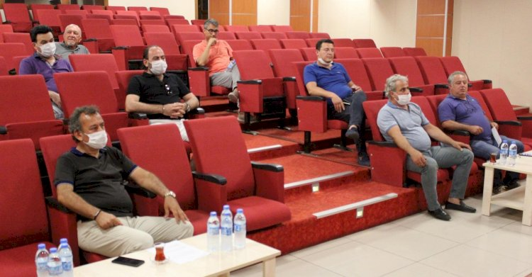 Milas OSB'de Sanayi Parselleri İki Ay İçinde Teslim Edilecek