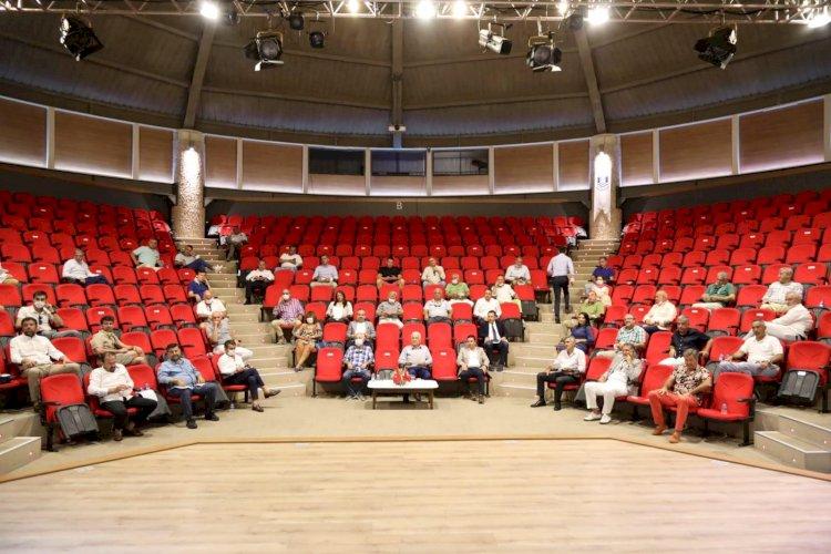 Bodrum Tanıtma Vakfı (Botav) Olağan Genel Kurul Toplantısı Gerçekleştirildi