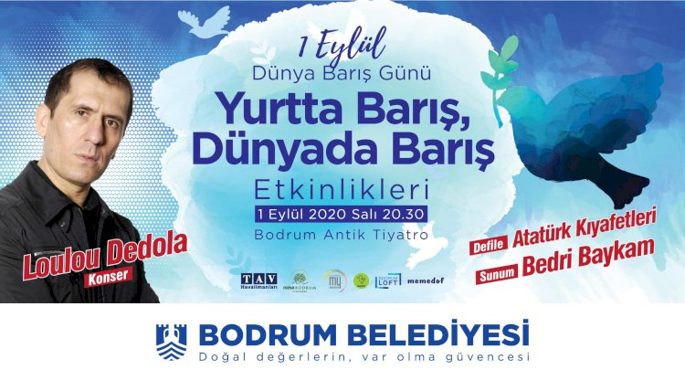 Fransız Şarkıcı Dedola, Bodrum'da Konser Verecek