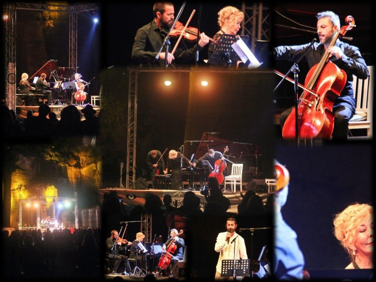 Türkiye'nin İlk Yeşil Festivali  17. Uluslararası Gümüşlük Müzik Festivali  Sona Erdi