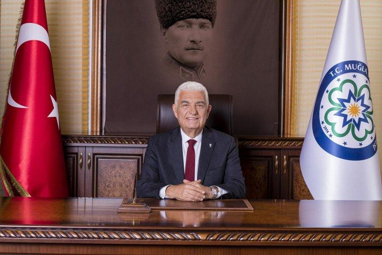 Muğla Büyükşehir Belediye Başkanı Dr. Osman Gürün'ün Yeni Yıl Mesajı