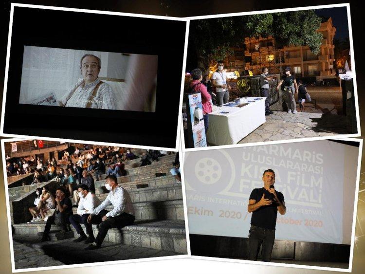 Kısa Film Festivali Yıldızların Altında Başladı