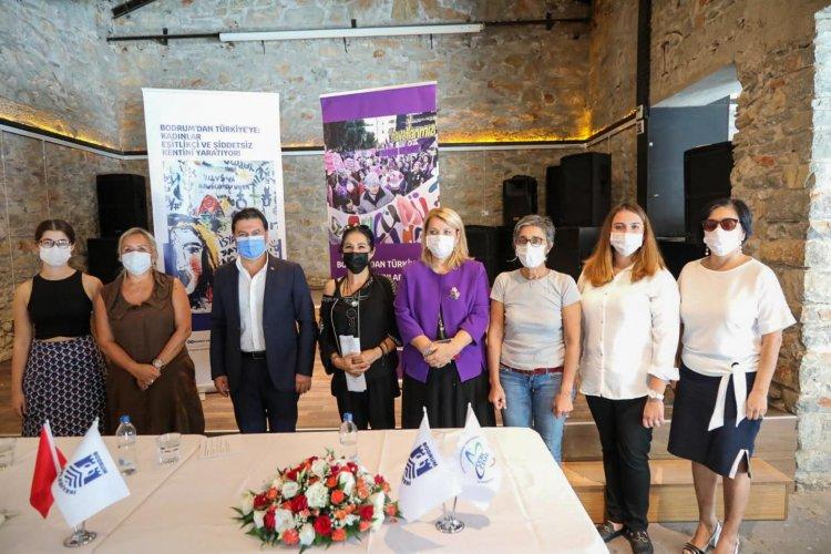 Bodrum'dan Türkiye'ye Bir Kadın Projesi