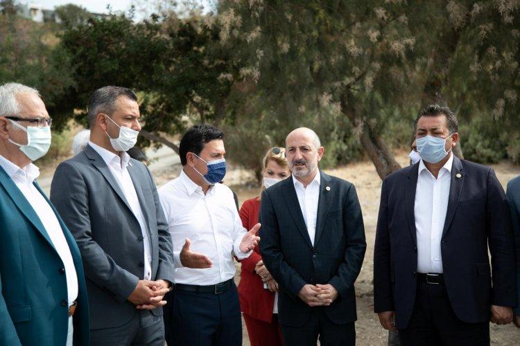 Ortakent'te İmara Açılan Arazi, Ankara Gündemine Taşındı