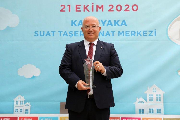 Türkiye Sağlıklı Kentler Birliği'nden Menteşe Belediyesi'ne Jüri Özel Ödülü