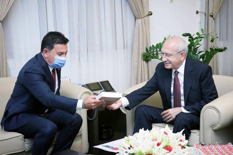 Başkan Aras, Ankara'dan Güzel Haberlerle Döndü
