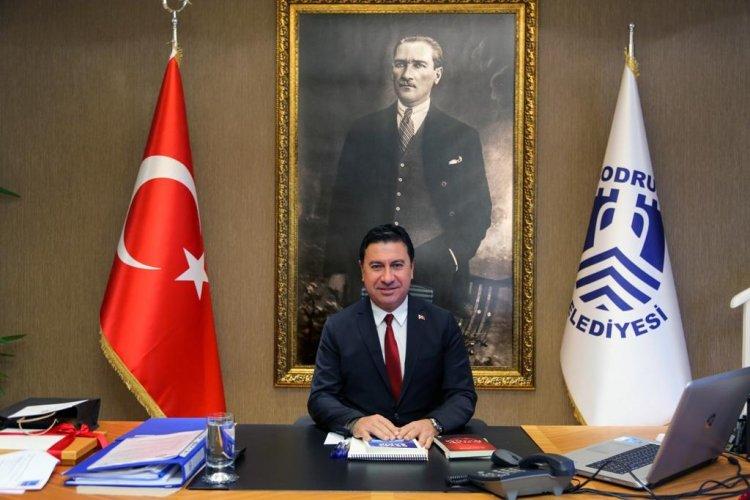 Bodrum Belediye Başkanı Ahmet Aras'ın Yeni Yıl Mesajı