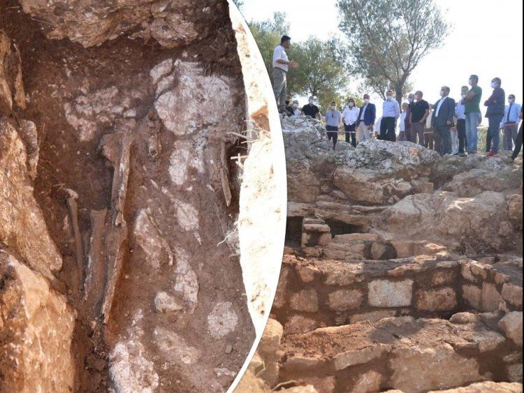 Amos Antik Kentinde Yeni Keşifler Var