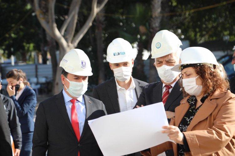 Bodrum Altyapısı İçin Önemli Projede Temel Atma Töreni Gerçekleşti