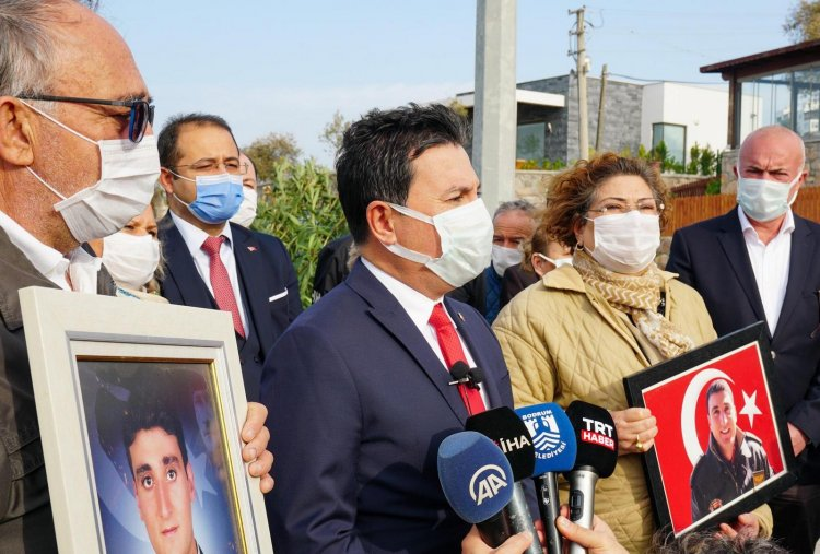 Şehit Pilot Anısına Dikilen Ağaçların Kesilmesine Başkan Aras'tan Sert Tepki