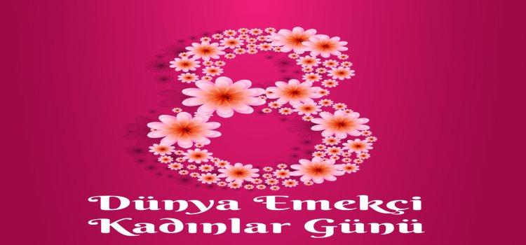 Bodrum Belediyesinin 8 Mart Dünya Kadınlar  Günü Etkinlik Programı