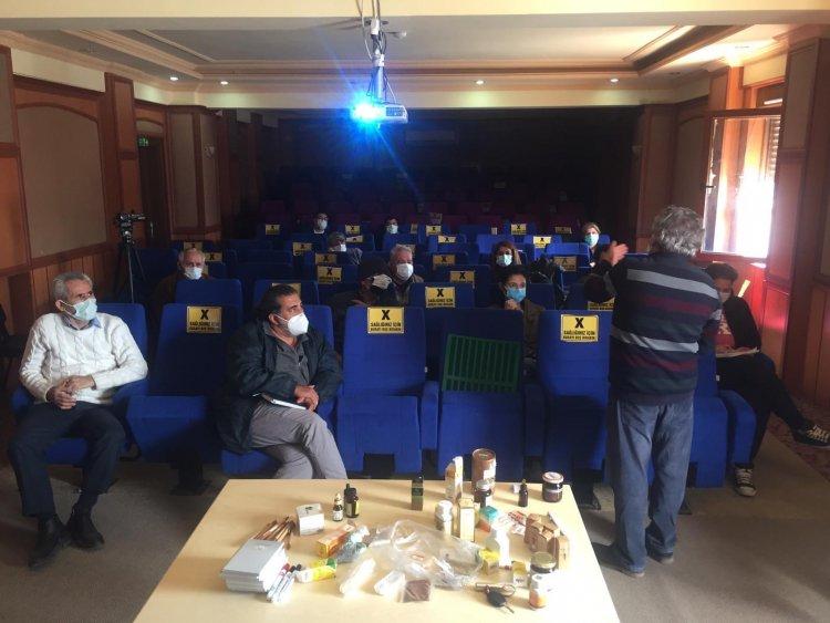 Bodrum'da Arıcılık Kursu Açıldı