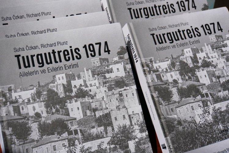 """47 Yıl Sonra """"Turgutreis 1974"""" Kitabı Raflarda"""