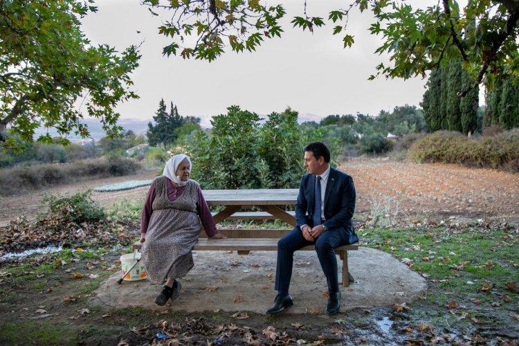 Yaşlılara Saygı Projesi İle Bodrum'un Çınarları Ziyaret Ediliyor