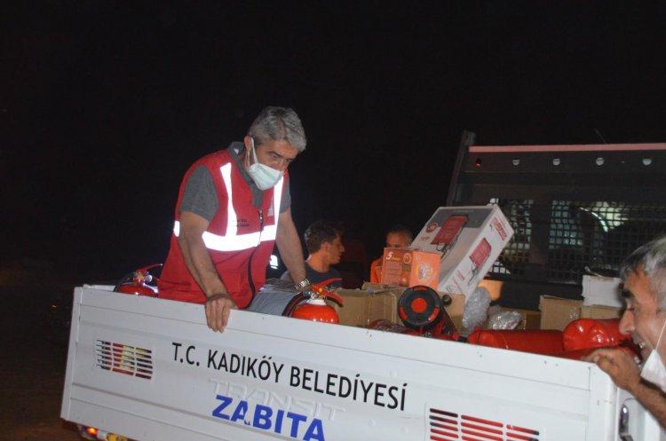 Marmaris Belediyesi: Teşekkürler Türkiye