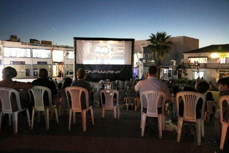 Köy Meydanı Türk Filmleri Günleri Mumcular Ve Mazı'da