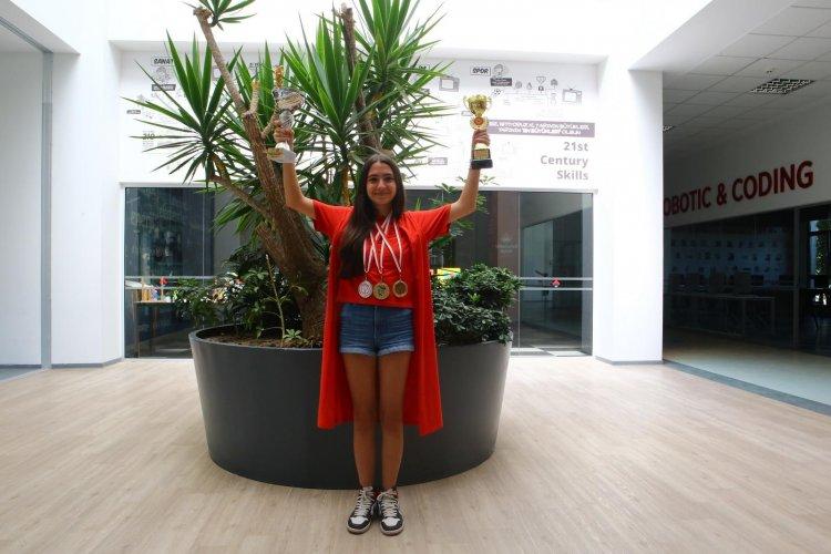 Dünya Şampiyonu Bahçeşehir Bodrum Kampüsü'nden