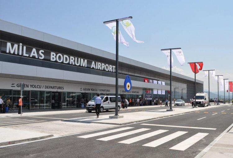 """Mitso : """"Havalimanımızın Adı Bodrum Değil Milas Bodrum'dur"""""""