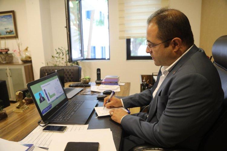 AB Başkanları Mutabakatı Online Etkinlik Söyleşileri Gerçekleştirildi