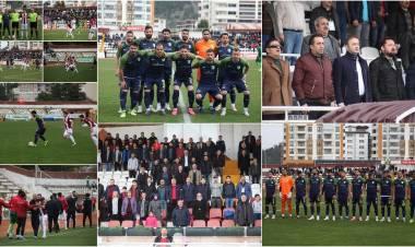 Bodrumspor Deplasmanda Tokatspor'a 2-1 Mağlup Oldu