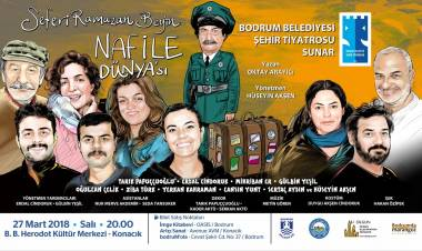 Bodrum Belediyesi Şehir Tiyatrosu Kuruldu