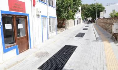 Türk Kuyusu Caddesi Tamamlandı